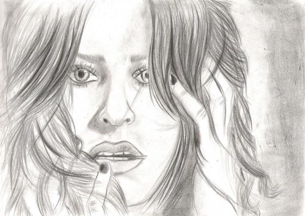 Lea Michele by NoColour
